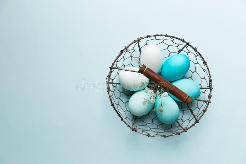 Αυγά Πάσχας Ombre στοκ εικόνες με δικαίωμα ελεύθερης χρήσης