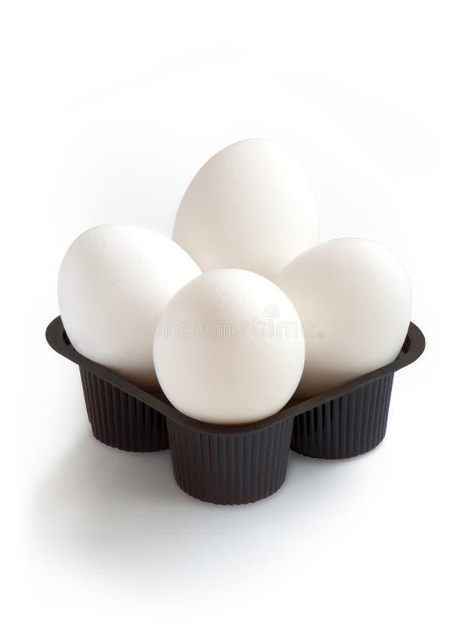 αυγά τέσσερα στοκ εικόνες