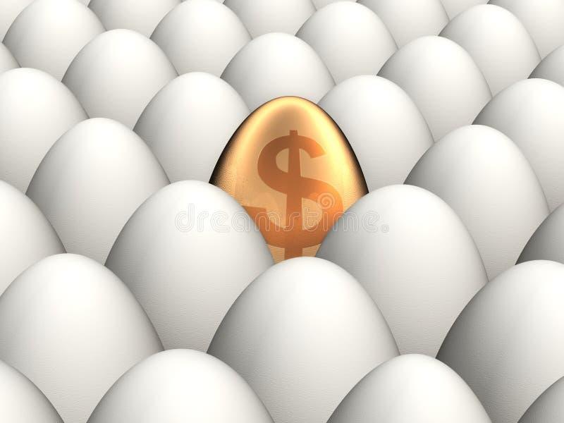 αυγά ελεύθερη απεικόνιση δικαιώματος