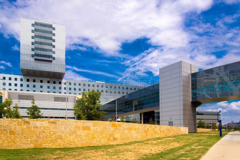 19 Αυγούστου 2015 - Ντάλλας, Τέξας, ΗΠΑ Η νέα προσθήκη σε Parkl στοκ φωτογραφία με δικαίωμα ελεύθερης χρήσης