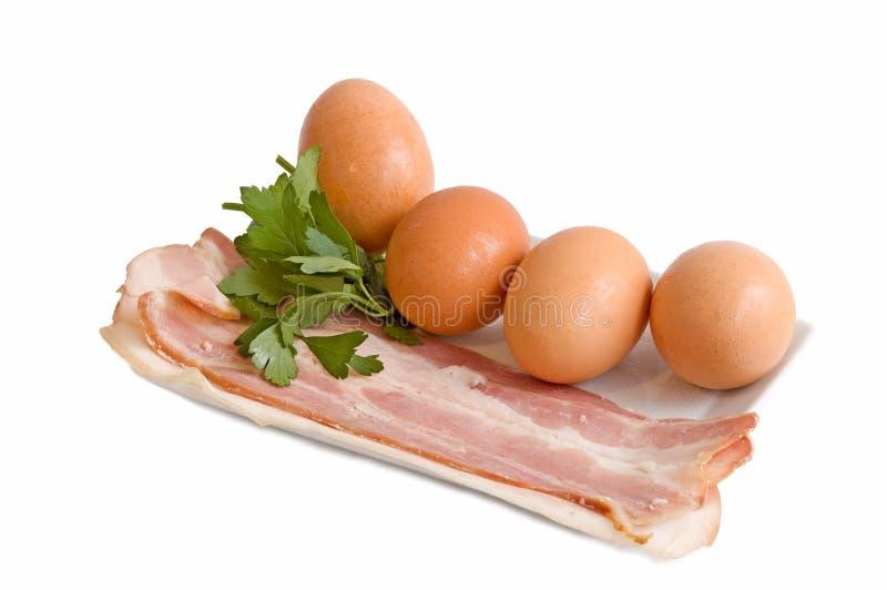 αυγό μπέϊκον στοκ εικόνες με δικαίωμα ελεύθερης χρήσης