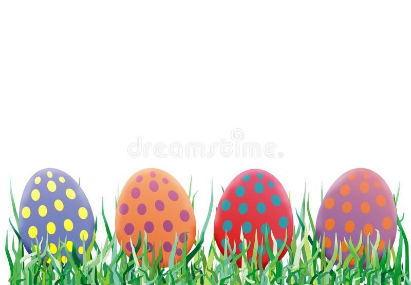 Download αυγό Πάσχας απεικόνιση αποθεμάτων. εικονογραφία από ανασκόπησης - 13186569