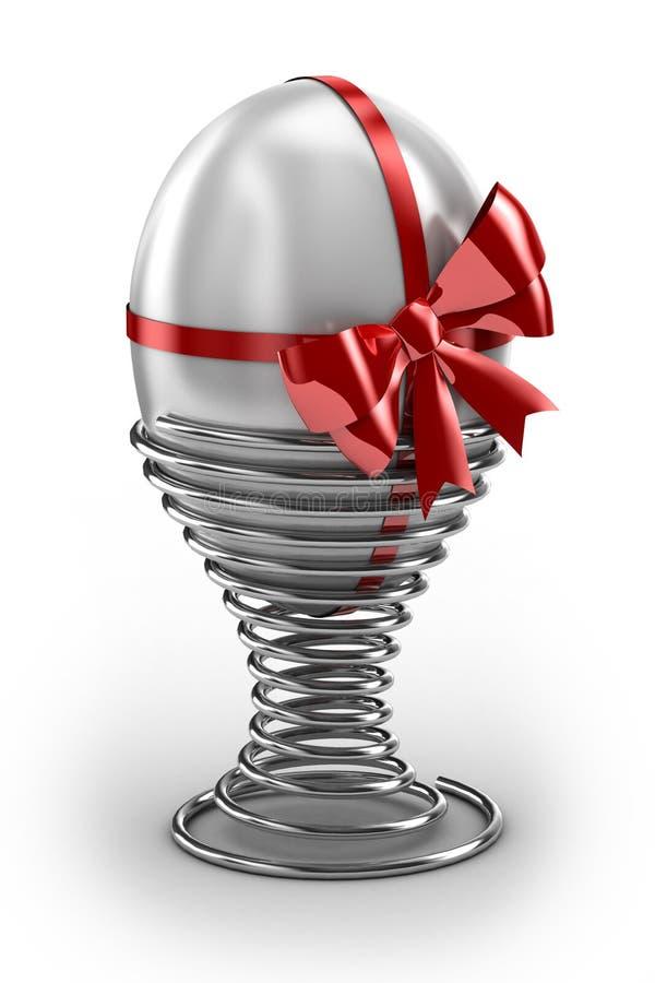 αυγό Πάσχας διανυσματική απεικόνιση