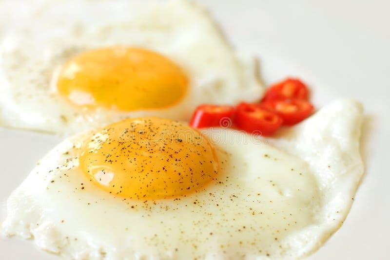 αυγό προγευμάτων που τηγ στοκ φωτογραφία με δικαίωμα ελεύθερης χρήσης