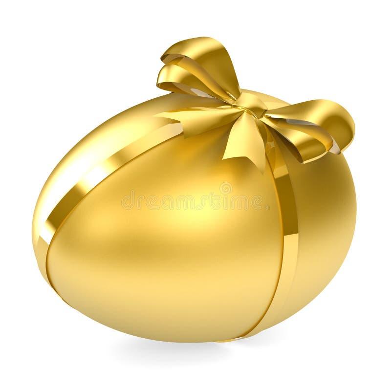 αυγό χρυσό απεικόνιση αποθεμάτων