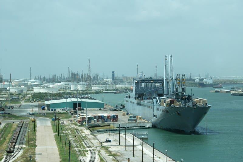 αυλή σκαφών στοκ φωτογραφία