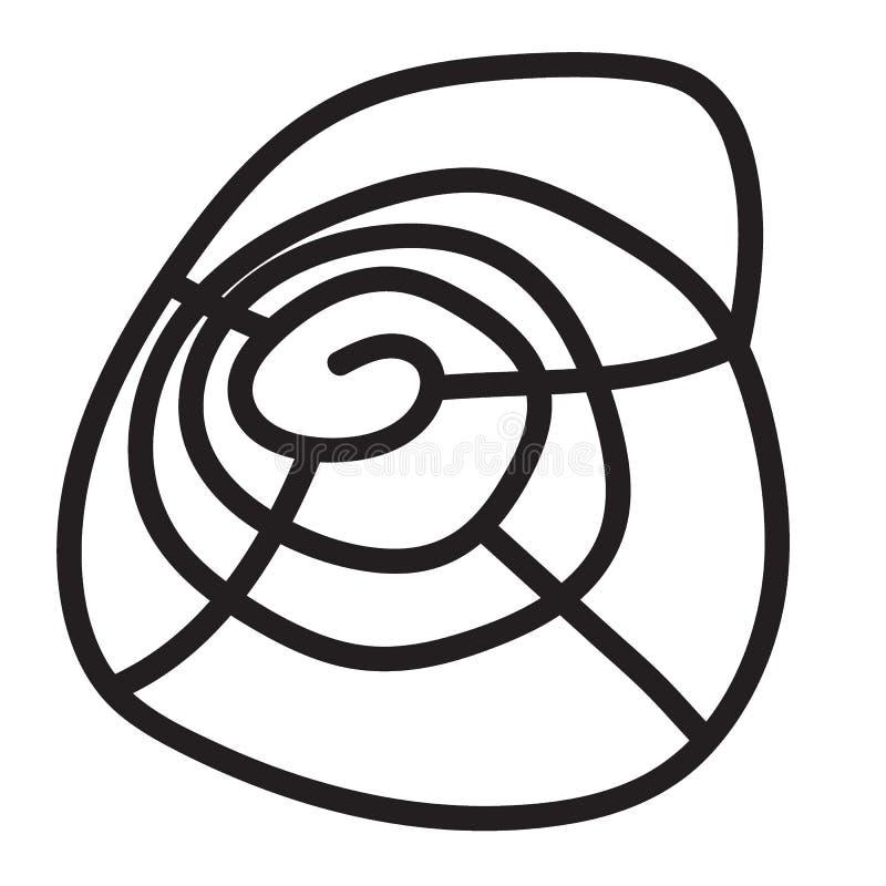 Αυξήθηκε γραφικός για τα κομμένα πρότυπα για την κοπή λέιζερ απεικόνιση αποθεμάτων