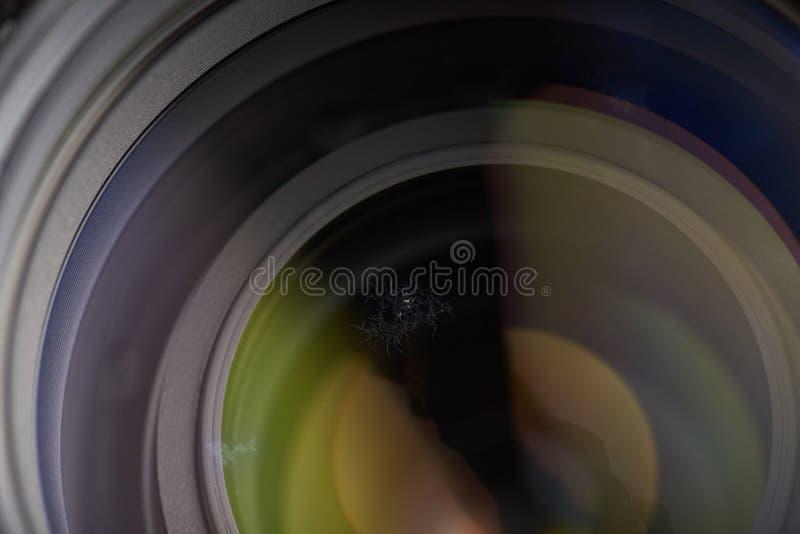 Αυξανόμενη μόλυνση μυκήτων στο γυαλί στοκ φωτογραφίες