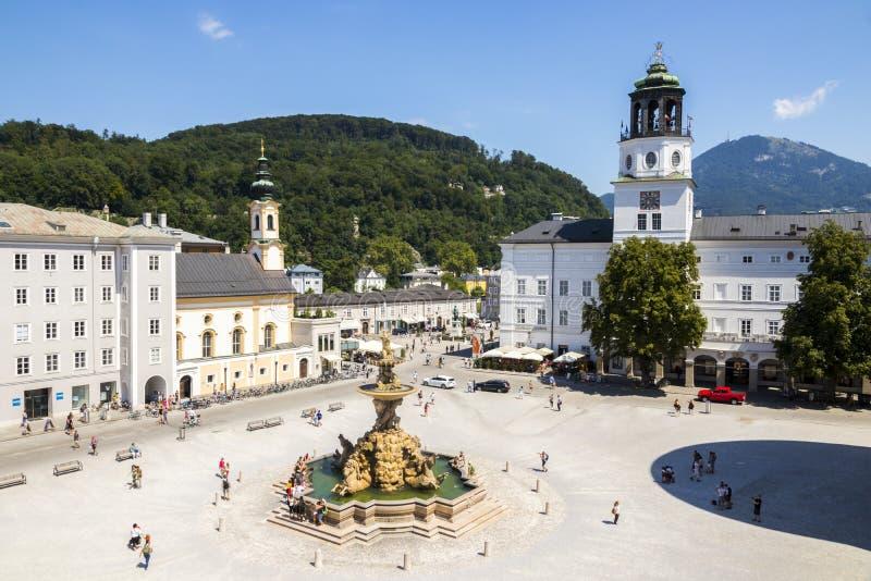 Αυστρία Σάλτζμπουργκ στοκ εικόνες με δικαίωμα ελεύθερης χρήσης