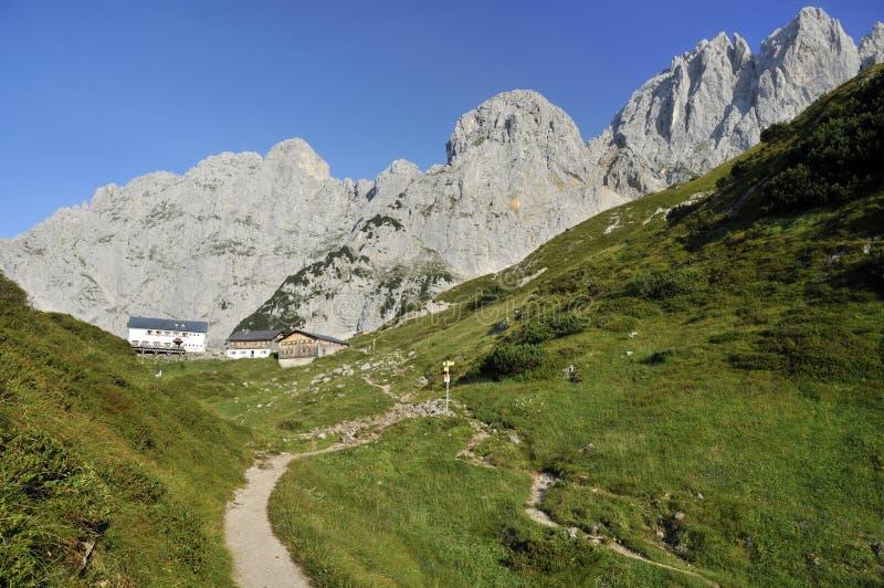 Αυστρία kaiser πιό άγρια στοκ εικόνα