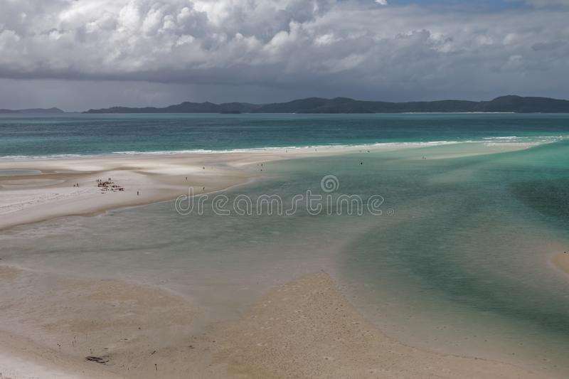 Αυστραλιανή παραλία σε Whitsundays 5 στοκ εικόνες