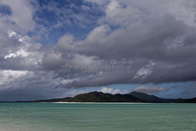 Αυστραλιανή παραλία σε Whitsundays 3 στοκ εικόνες με δικαίωμα ελεύθερης χρήσης