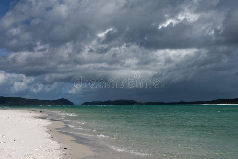 Αυστραλιανή παραλία σε Whitsundays 2 στοκ εικόνες