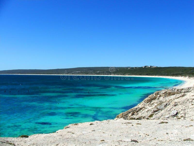 αυστραλιανή παραλία στοκ φωτογραφία με δικαίωμα ελεύθερης χρήσης