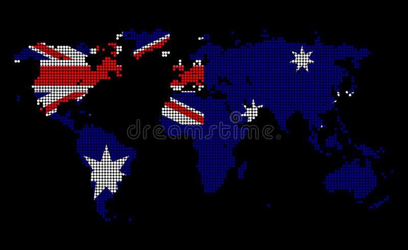 Αυστραλοί απεικόνιση αποθεμάτων