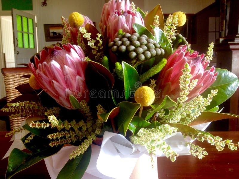 Αυστραλιανή εγγενής floral ανθοδέσμη στοκ φωτογραφία με δικαίωμα ελεύθερης χρήσης