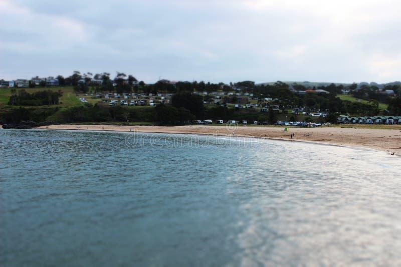 αυστραλιανή παραλία όμορφη στοκ εικόνα