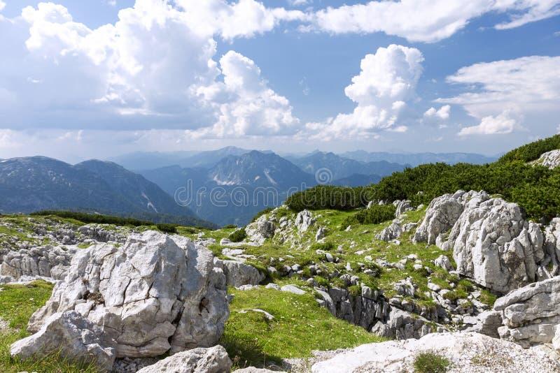 Αυστριακές Άλπεις στοκ εικόνα