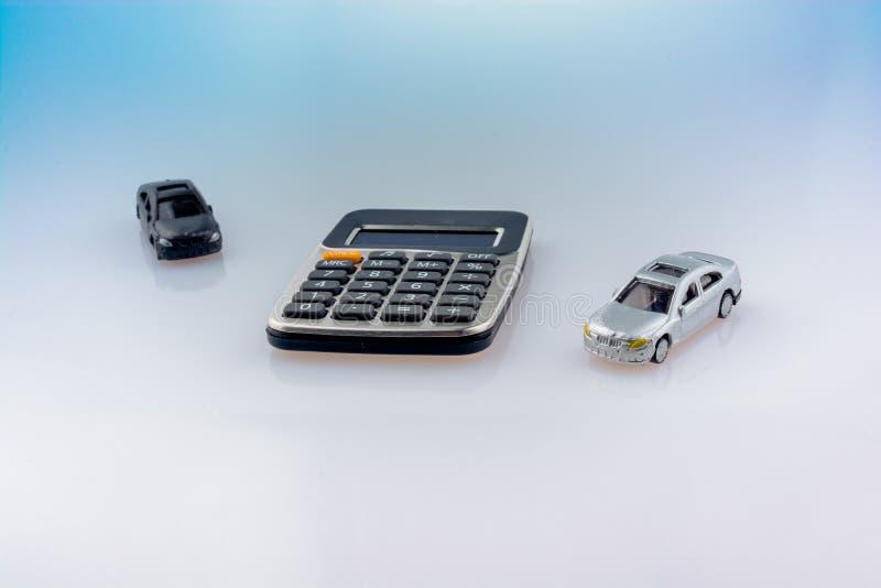 Αυτοκίνητα υπολογιστών και παιχνιδιών ως συσκευές μεταφορών στοκ εικόνα