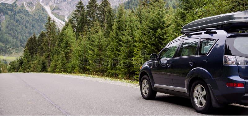 Αυτοκίνητο για το ταξίδι στοκ εικόνα με δικαίωμα ελεύθερης χρήσης