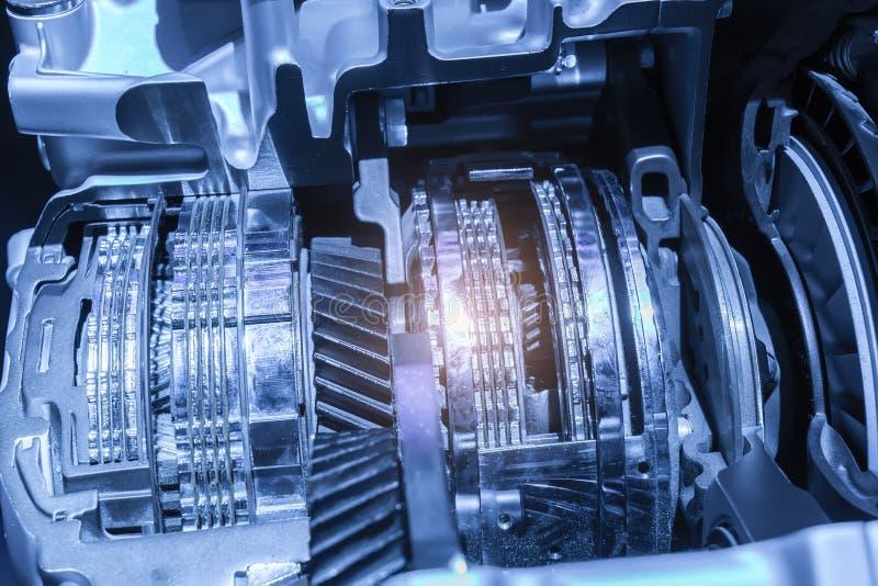 Αυτοκίνητο κιβώτιο ταχυτήτων μετάδοσης στοκ φωτογραφίες με δικαίωμα ελεύθερης χρήσης