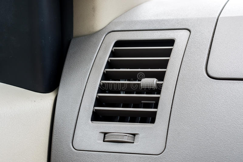 Αυτοκίνητο κλιματισμού αυτοκινήτων δροσερό στοκ εικόνες