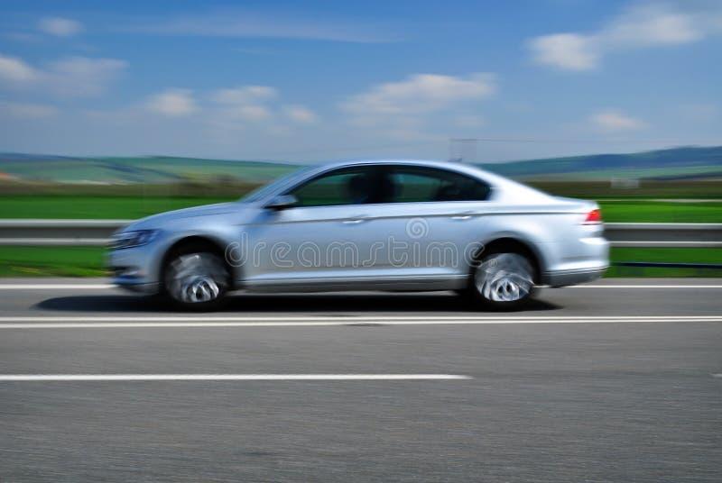 Αυτοκίνητο ταχύτητας Limousine στοκ εικόνα με δικαίωμα ελεύθερης χρήσης