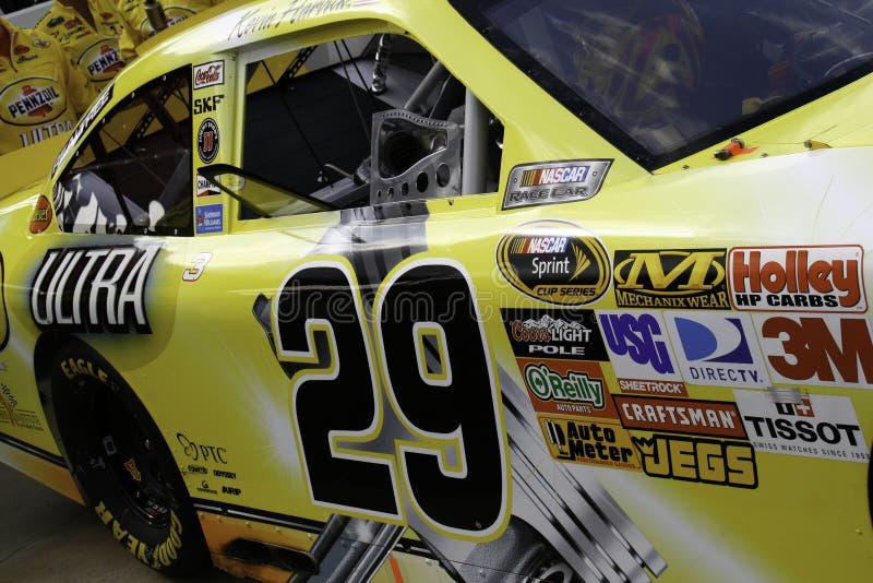 Αυτοκίνητο του Kevin Harvicks 29 NASCARs στοκ εικόνα