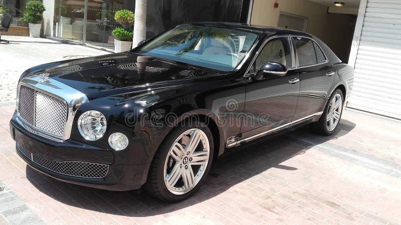 Αυτοκίνητο Bentley mulsanne στοκ εικόνα με δικαίωμα ελεύθερης χρήσης