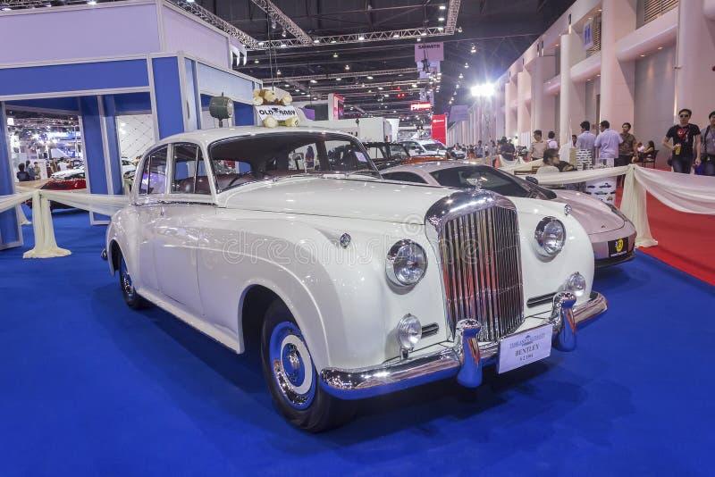 Αυτοκίνητο Bentley S2 1961 στοκ φωτογραφία