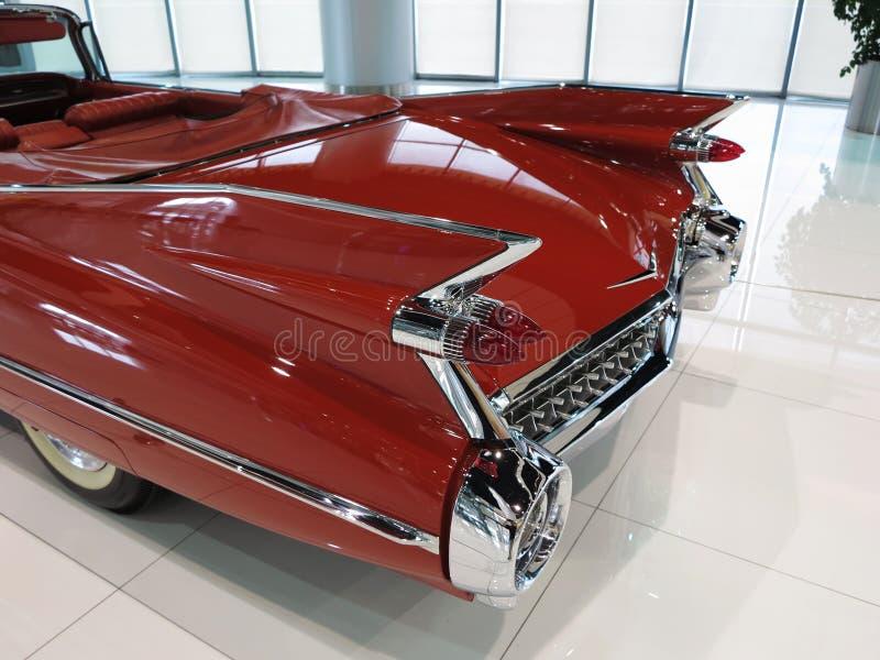 Αυτοκίνητο Cadillac στοκ φωτογραφίες με δικαίωμα ελεύθερης χρήσης
