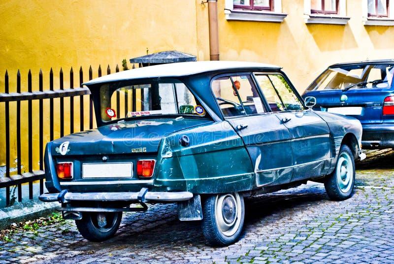 αυτοκίνητο grunge στοκ φωτογραφία με δικαίωμα ελεύθερης χρήσης