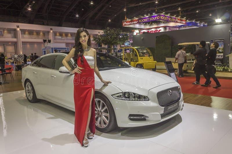 Αυτοκίνητο Jaquar XJ στοκ εικόνες