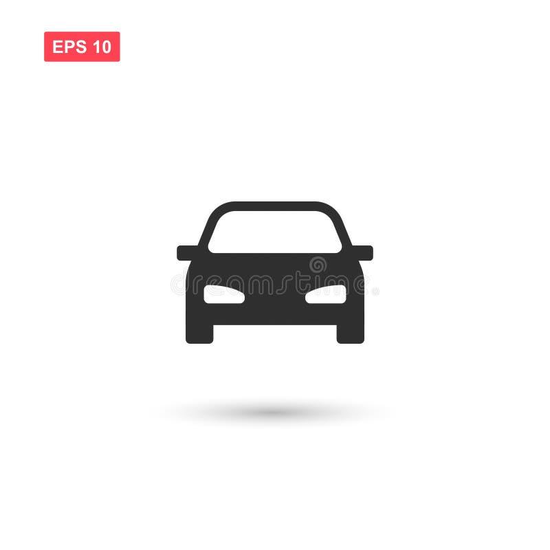 Αυτοκινήτων σχέδιο εικονιδίων που απομονώνεται διανυσματικό διανυσματική απεικόνιση