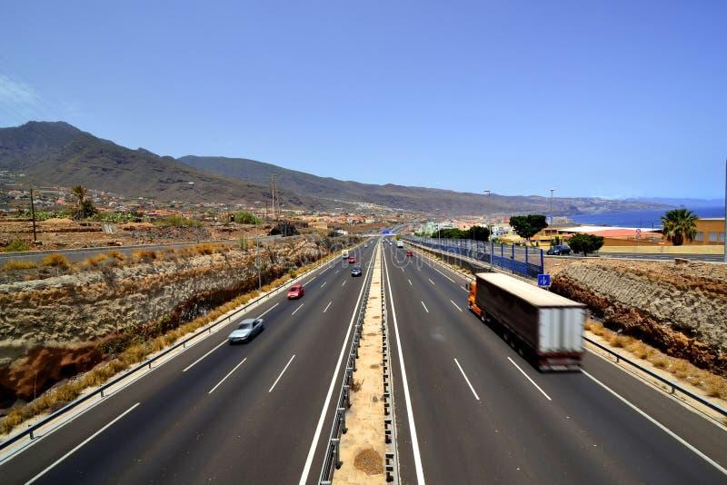 Αυτοκινητόδρομος στοκ φωτογραφίες με δικαίωμα ελεύθερης χρήσης