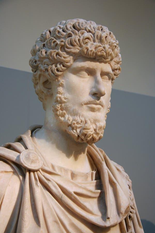 αυτοκράτορας Ρωμαίος αποτυχιών στοκ εικόνα