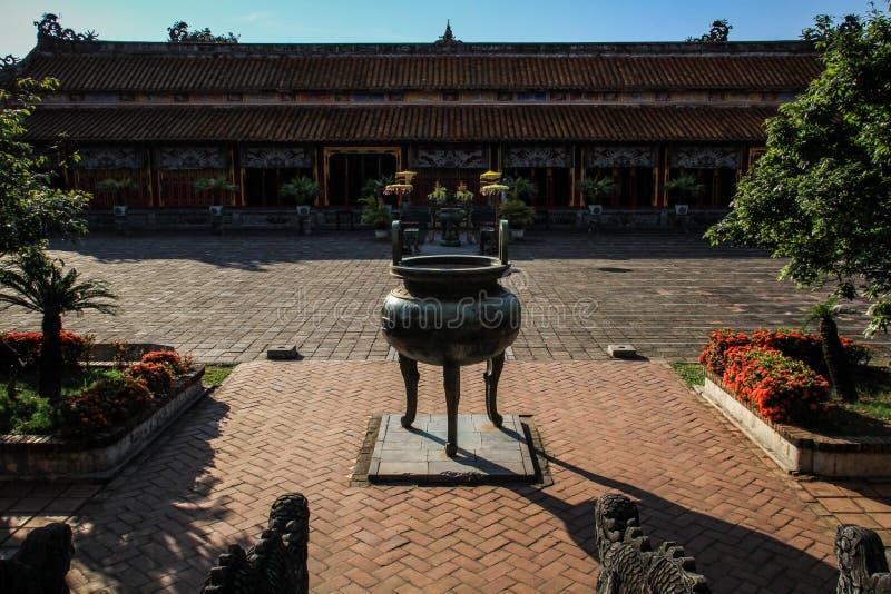 Αυτοκρατορική πόλη του χρώματος, thien-χρώμα Thua, χρώμα, Βιετνάμ στοκ εικόνες