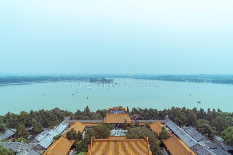 Αυτοκρατορικός κινεζικός κήπος στοκ φωτογραφία με δικαίωμα ελεύθερης χρήσης