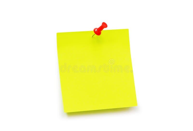 αυτοκόλλητη ετικέττα ση&m στοκ εικόνα με δικαίωμα ελεύθερης χρήσης