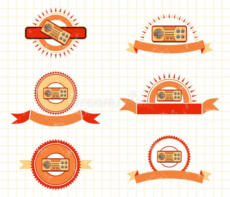 Download Αυτοκόλλητη ετικέττα ετικετών Διανυσματική απεικόνιση - εικονογραφία από γίνοντας, έμβλημα: 62711731