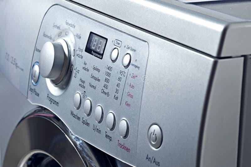 αυτόματη πλύση μηχανών στοκ εικόνα με δικαίωμα ελεύθερης χρήσης