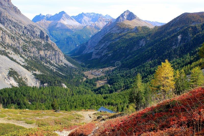 Αυτόματο dans les Alpes στοκ εικόνες με δικαίωμα ελεύθερης χρήσης