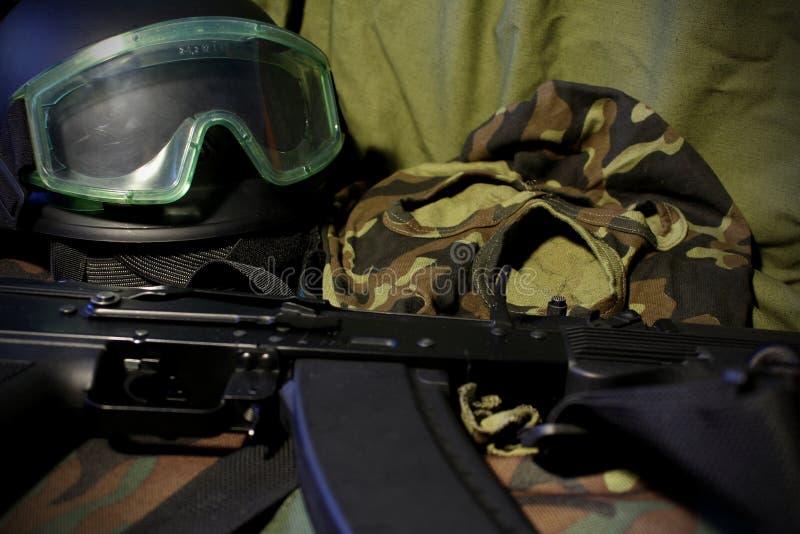 Αυτόματο SWAT στοκ εικόνες