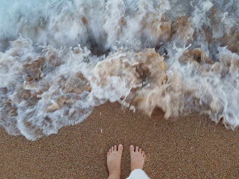Αυτό είναι καλοκαίρι, θάλασσα και χαλάρωση στοκ φωτογραφία με δικαίωμα ελεύθερης χρήσης