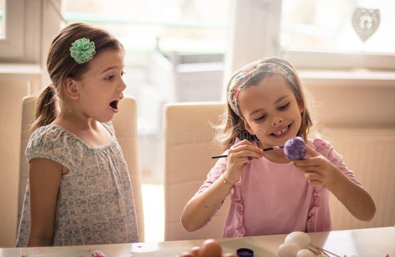Αυτό το χρώμα είναι θαυμάσιο για τα αυγά Πάσχας στοκ φωτογραφίες