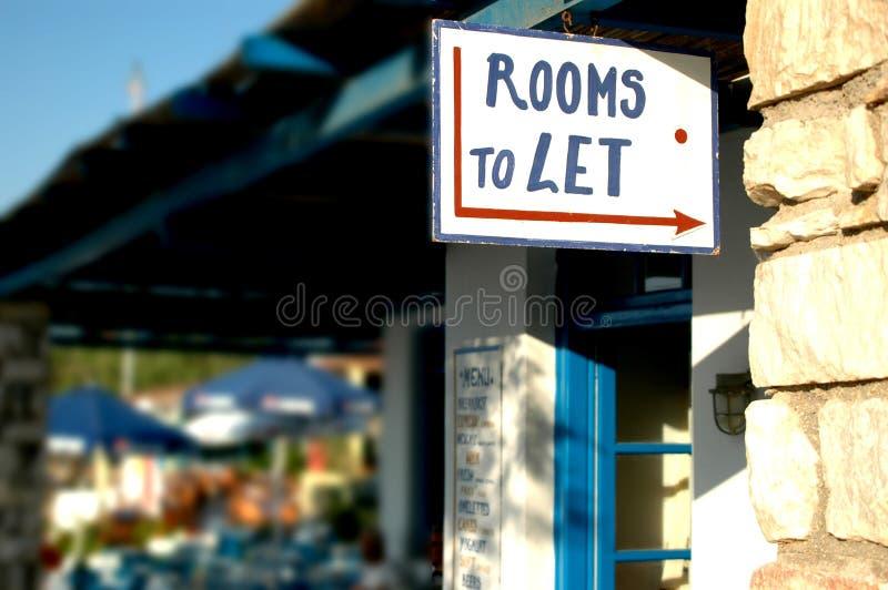 αφήστε τα δωμάτια στοκ εικόνες