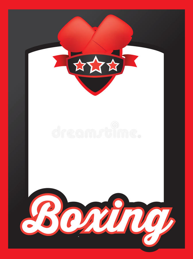 Αφίσα αθλητικών προτύπων ή υπόβαθρο φυλλάδιων για το γρύλο ελεύθερη απεικόνιση δικαιώματος