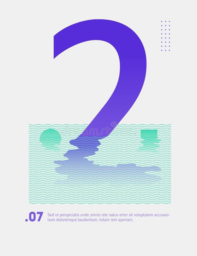 αφίσα αναδρομική Εκλεκτής ποιότητας προωθητική συλλογή εκτύπωσης διανυσματική απεικόνιση