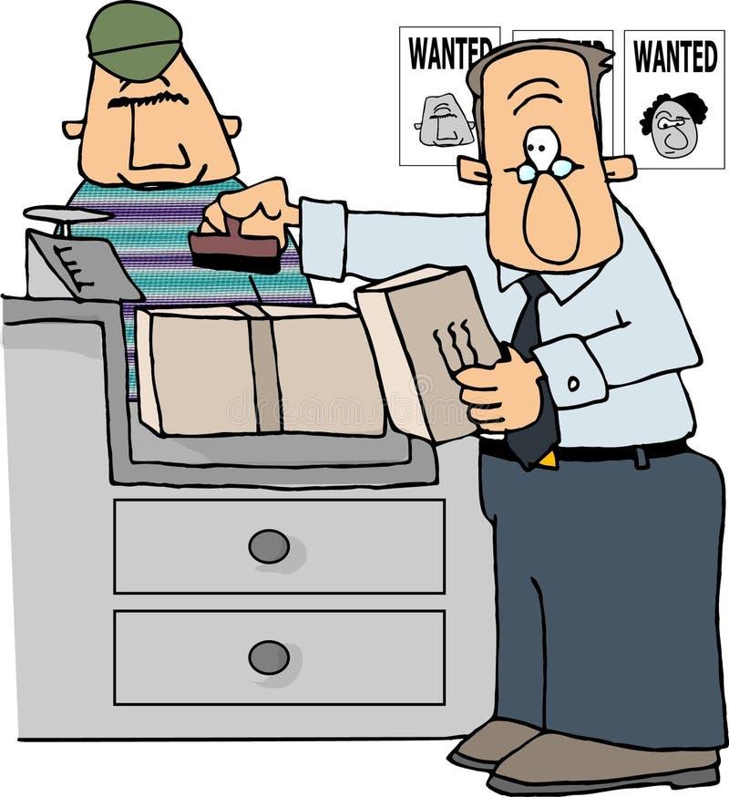 Download αφίσα επιθυμητή απεικόνιση αποθεμάτων. εικονογραφία από εγκληματικός - 64138