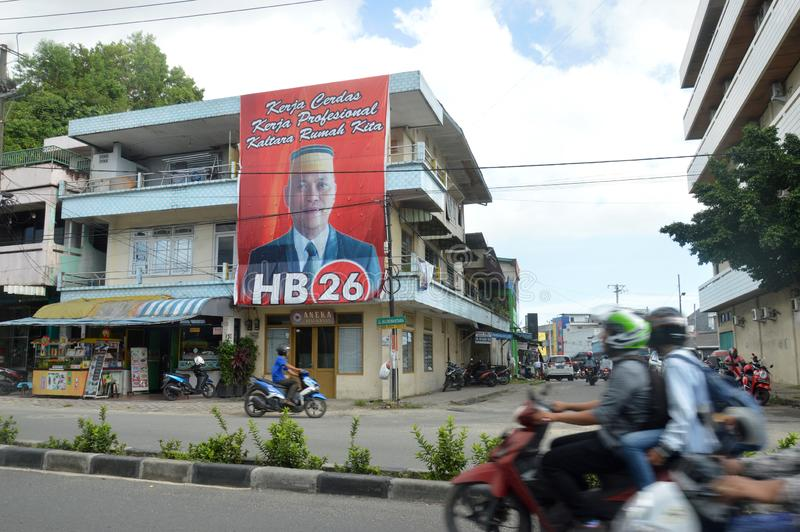 Αφίσα των υποψηφίων για το νομοθετικό σώμα στοκ εικόνες με δικαίωμα ελεύθερης χρήσης